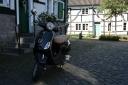 Vespa LX 50 2T_Gruiten Dorf